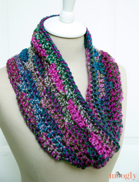 Elegant 10 Free Cowl and Infinity Scarf Crochet Patterns On Moogly Infinity Cowl Crochet Pattern Of Awesome 49 Pics Infinity Cowl Crochet Pattern