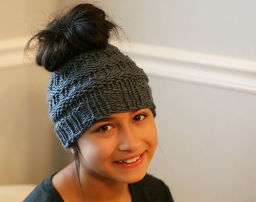 Elegant 1000 Ideas About Loom Knit Hat On Pinterest Knitted Messy Bun Hat Of Luxury 50 Models Knitted Messy Bun Hat