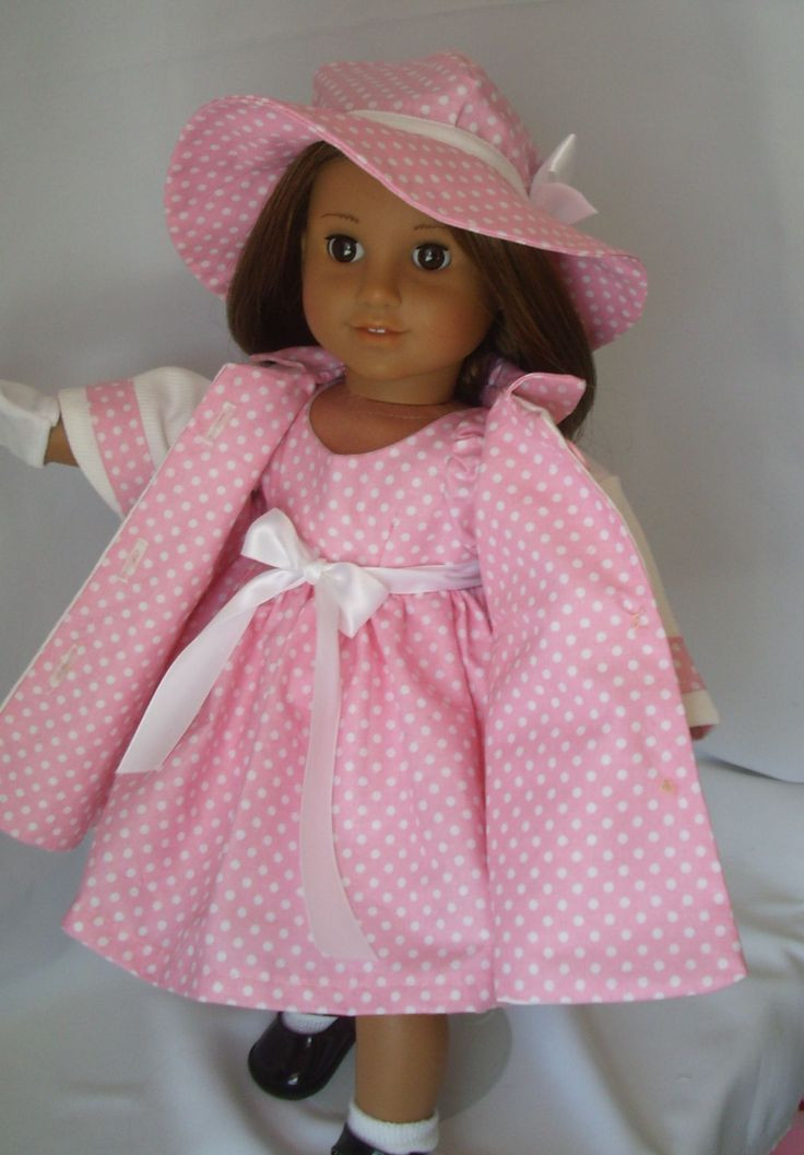 Elegant 1000 Images About 18 Inch Doll Clothes and Patterns On American Girl Doll Clothes Patterns Of Incredible 40 Images American Girl Doll Clothes Patterns