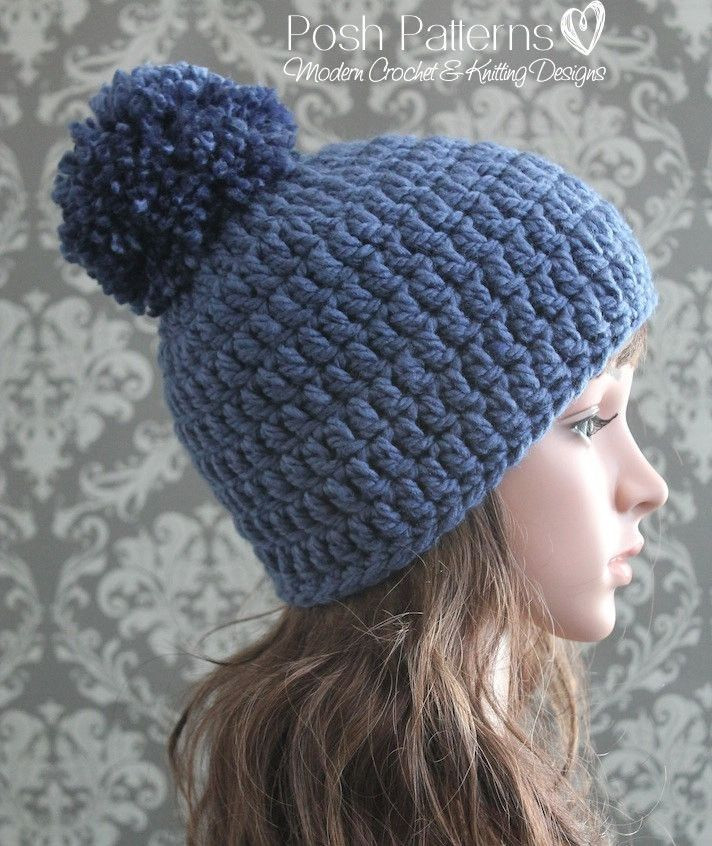 Elegant 1000 Images About Crochet Hat & Beanie Patterns On Easy Crochet Hat Patterns for Adults Of Delightful 48 Photos Easy Crochet Hat Patterns for Adults