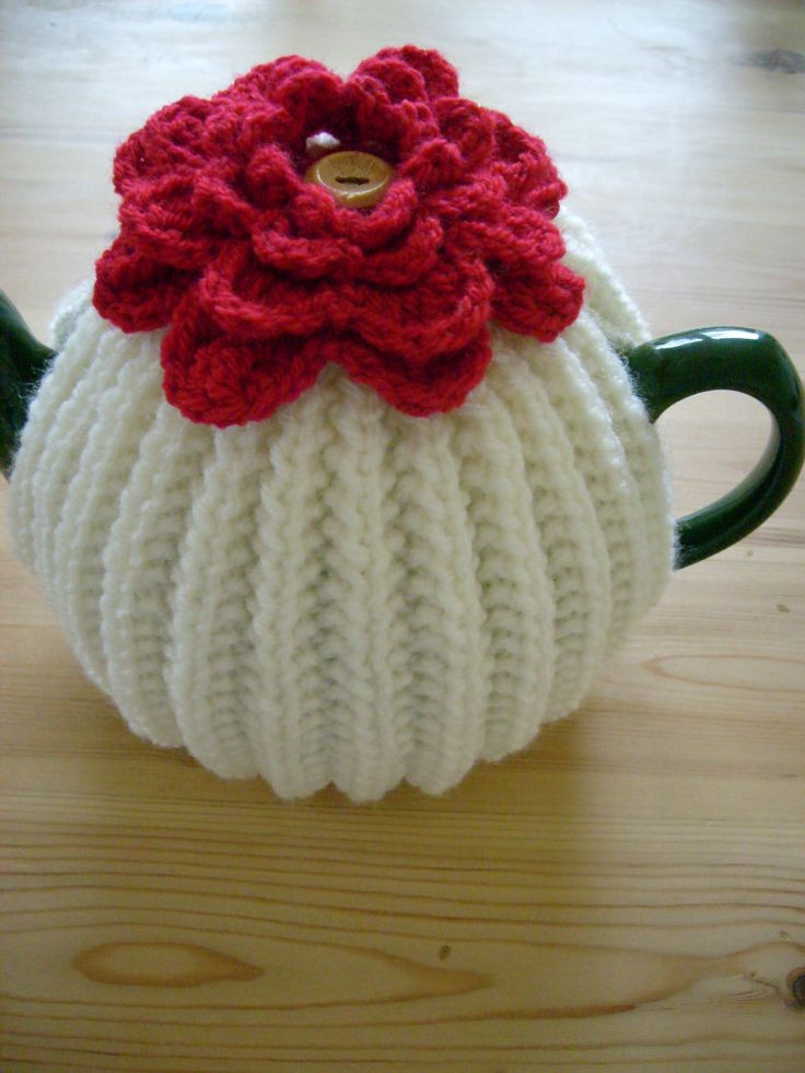 Elegant 1000 Images About Flower Tea Cosy On Pinterest Tea Cozy Crochet Pattern Of Perfect 49 Models Tea Cozy Crochet Pattern