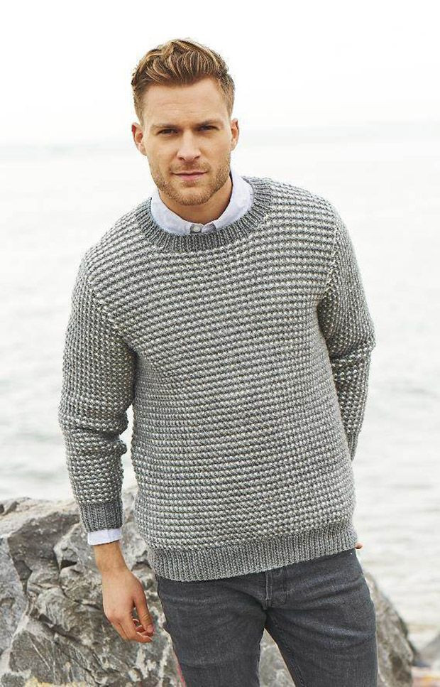 Elegant 1000 Images About Knitting Patterns for Men On Pinterest Mens Sweater Knitting Pattern Of Adorable 48 Pics Mens Sweater Knitting Pattern