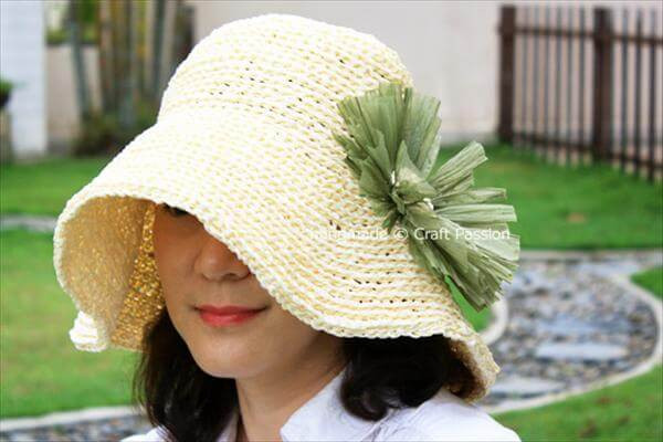 Elegant 11 Diy Summer Crochet Hat Patterns Crochet Sun Hat Pattern Of Superb 48 Ideas Crochet Sun Hat Pattern