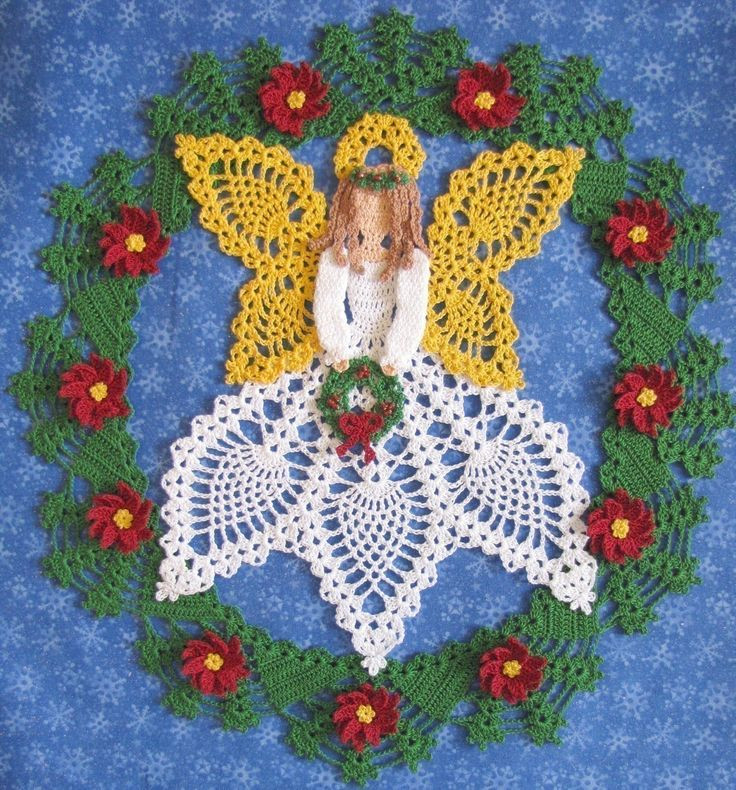 Elegant 121 Best Images About Christmas Crochet On Pinterest Free Christmas Crochet Patterns Of Charming 49 Images Free Christmas Crochet Patterns