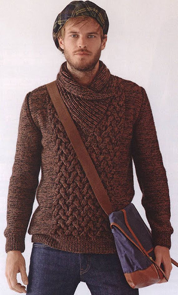 Elegant 138 Best Mens Knitwear & Sweaters Images On Pinterest Mens Cable Cardigan Of Top 48 Pics Mens Cable Cardigan