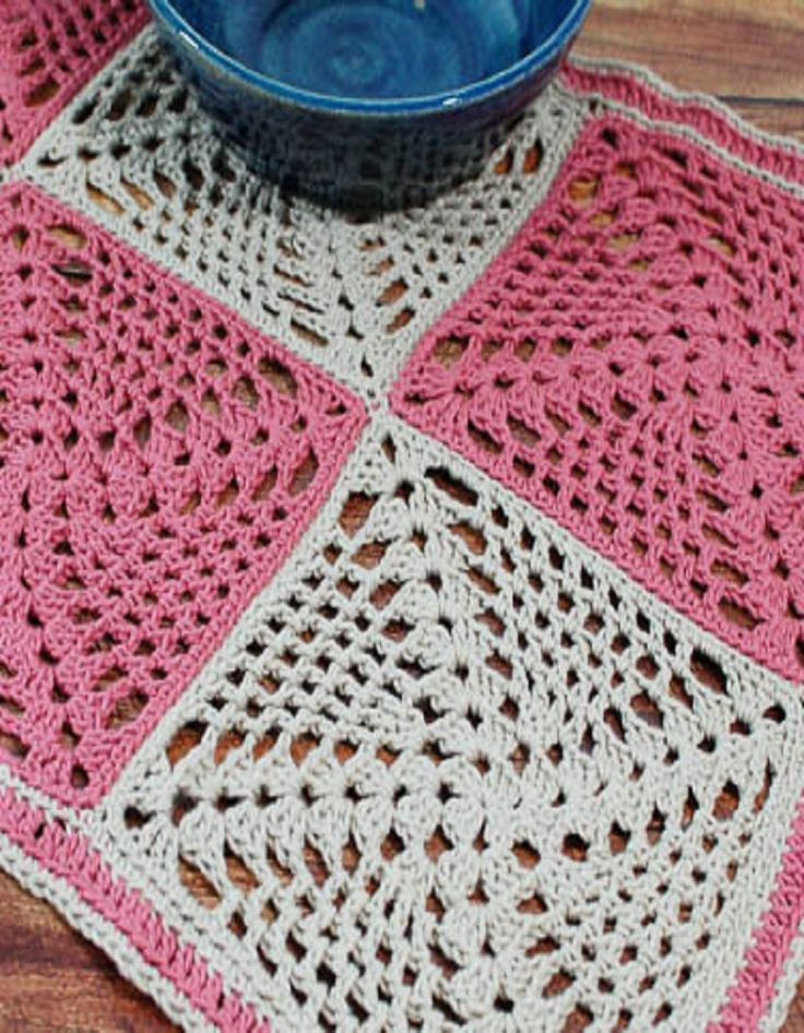 142 best images about crochet table runners on Pinterest