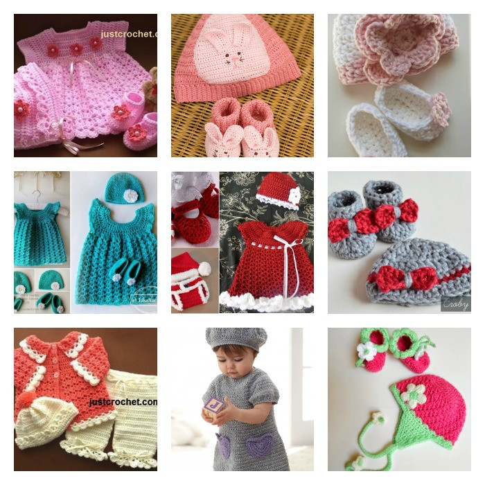 Elegant 16 Beautiful Handmade Baby Gift Sets with Free Crochet Crochet Baby Gifts Of Brilliant 47 Ideas Crochet Baby Gifts