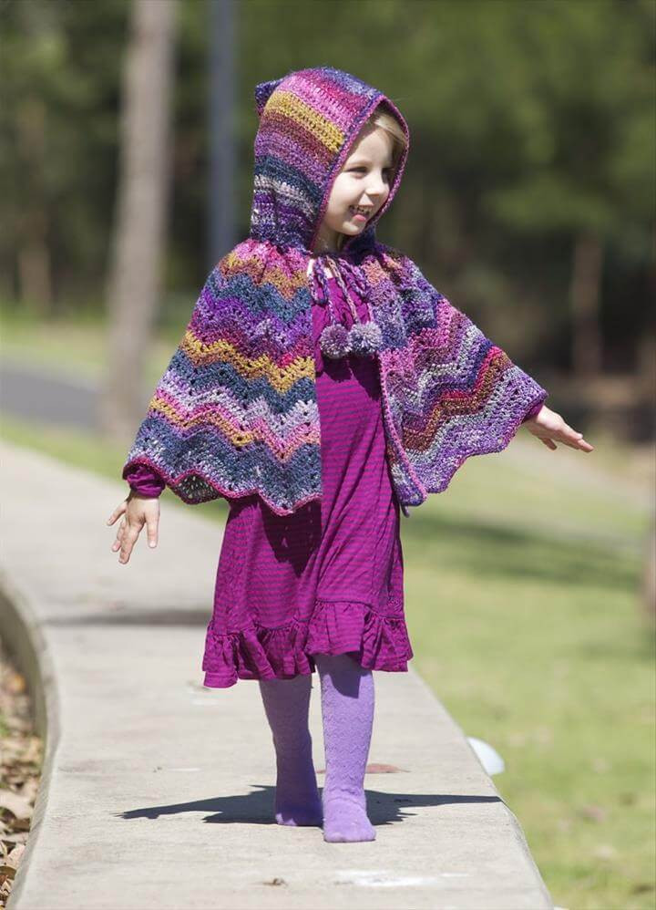 Elegant 16 Diy Ideas About Crochet Hooded Cap & Shawl Hooded Cape Pattern Of Great 42 Pictures Hooded Cape Pattern