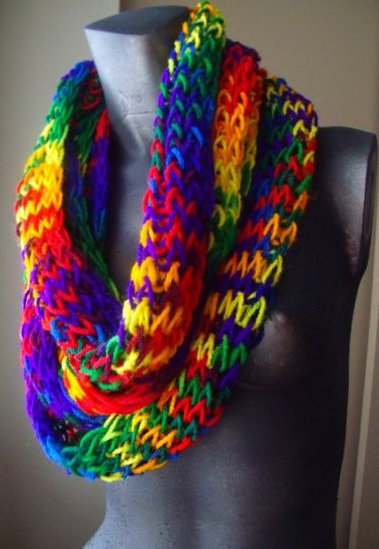 Elegant 16 Loom Knitting Scarf Patterns the Funky Stitch Scarf Loom Of Top 41 Pictures Scarf Loom