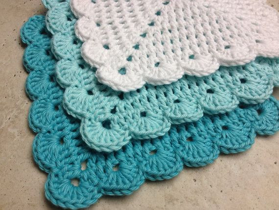 Elegant 17 Best Images About Crochet Kitchen Cloths Etc On Crochet Dish Rags Of Top 42 Models Crochet Dish Rags