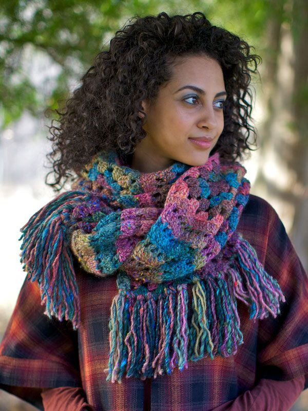 17 Best images about Crochet Scarves on Pinterest