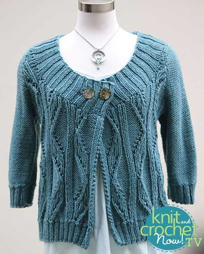 17 Best images about Knit and Crochet Now Free Knit