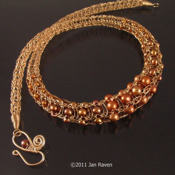 Elegant 17 Best Images About Viking Knit and Woven Jewelry On Viking Wire Weaving Of Gorgeous 43 Images Viking Wire Weaving