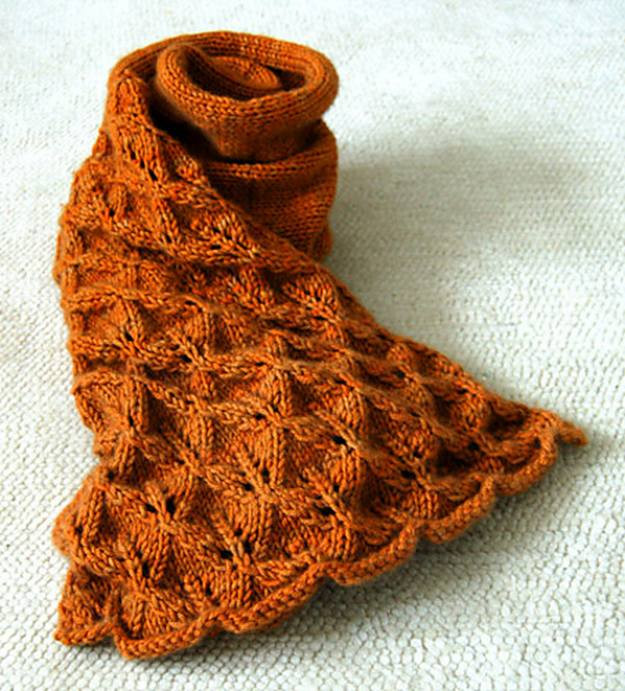Elegant 17 Knitted Scarves for Cold Weather Lace Knit Scarf Of Delightful 46 Images Lace Knit Scarf