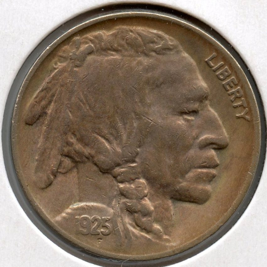 Elegant 1925 Buffalo Nickel Philadelphia Mint Us Buffalo Nickel Of Amazing 48 Ideas Us Buffalo Nickel