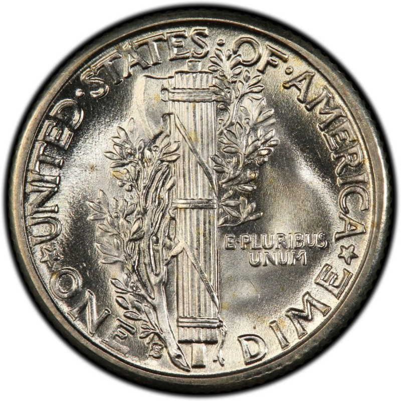 1929 Mercury Dime Values and Prices Past Sales