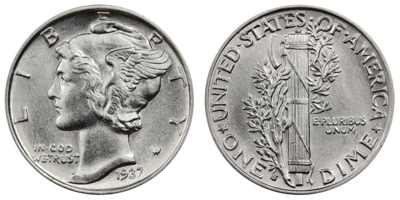 Elegant 1937 S Mercury Silver Dimes Value and Prices Mercury Dime Prices Of Superb 49 Ideas Mercury Dime Prices