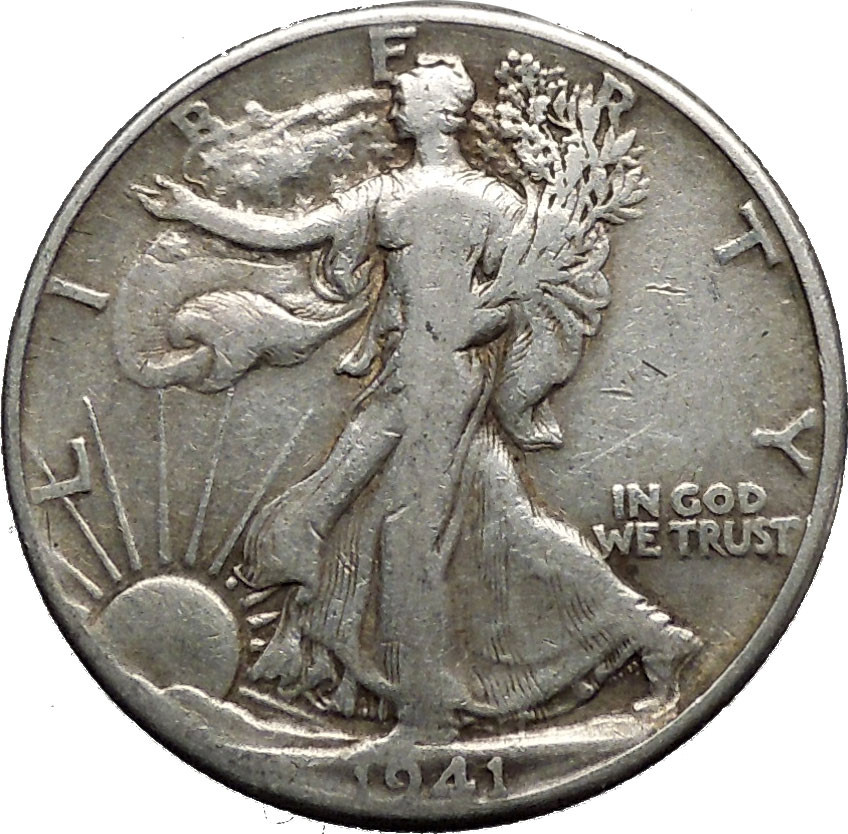 Elegant 1941 Walking Liberty Half Dollar Bald Eagle United States Lady Liberty Dime Of Adorable 45 Pics Lady Liberty Dime