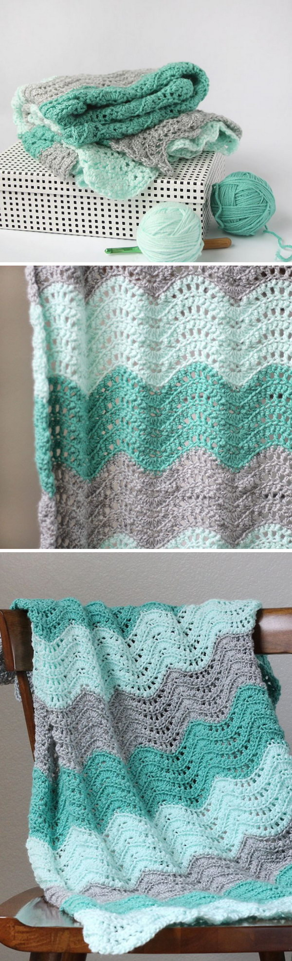 Elegant 20 Free Crochet Blanket Patterns with Lots Of Tutorials Crochet Blanket Tutorial Of New 44 Images Crochet Blanket Tutorial
