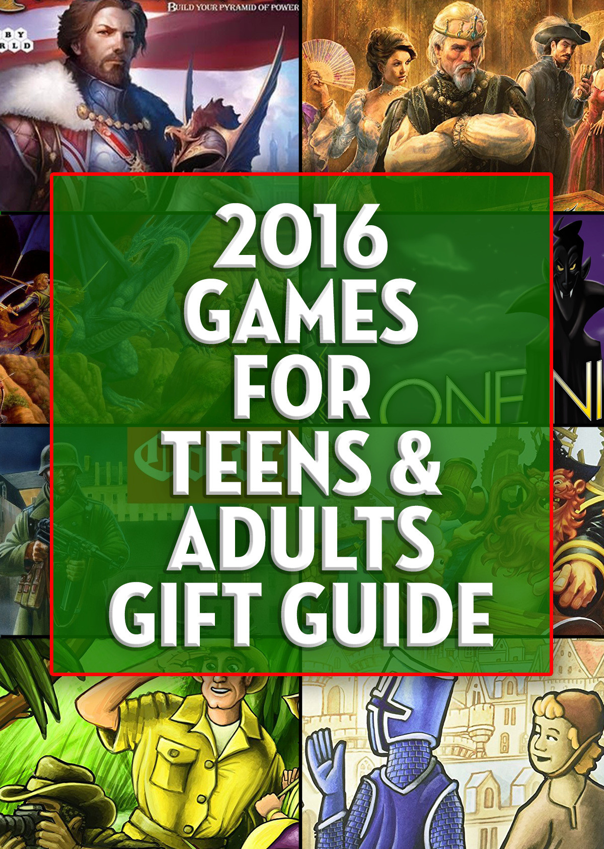 Elegant 2016 Gift Guide Games for Teens & Adults Good Board Games for Adults Of Gorgeous 47 Images Good Board Games for Adults
