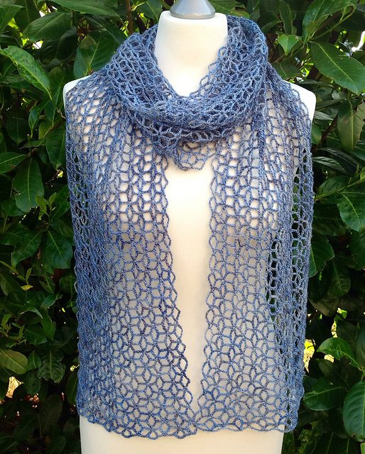 Elegant 21 Wonderful Crochet Cowl and Crochet Scarf Patterns Crochet Lace Scarf Of Incredible 41 Models Crochet Lace Scarf