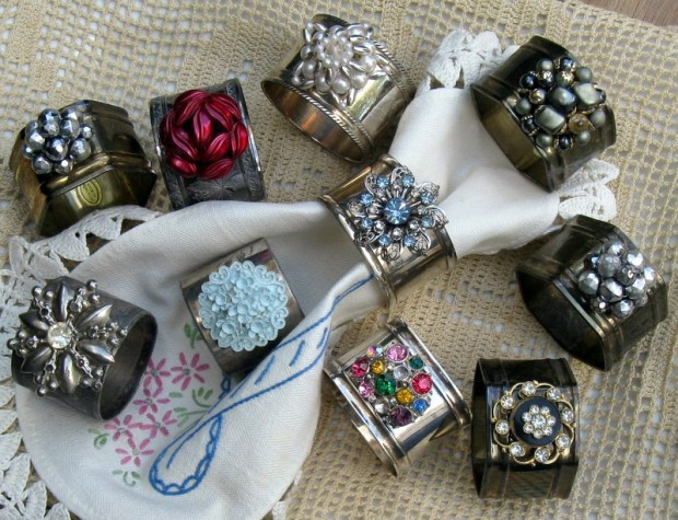 Elegant 22 Great Diy Napkin Ring Ideas for Every Occasion Style Napkin Ring Ideas Of Innovative 46 Models Napkin Ring Ideas