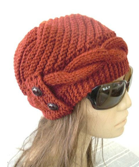 Elegant 242 Best Couture Knit Cloche Hats Images On Pinterest Knit Cloche Hat Of Attractive 40 Photos Knit Cloche Hat