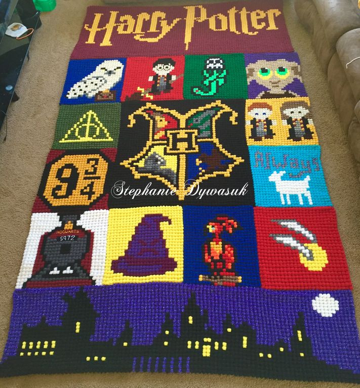 25 best ideas about Harry potter crochet on Pinterest