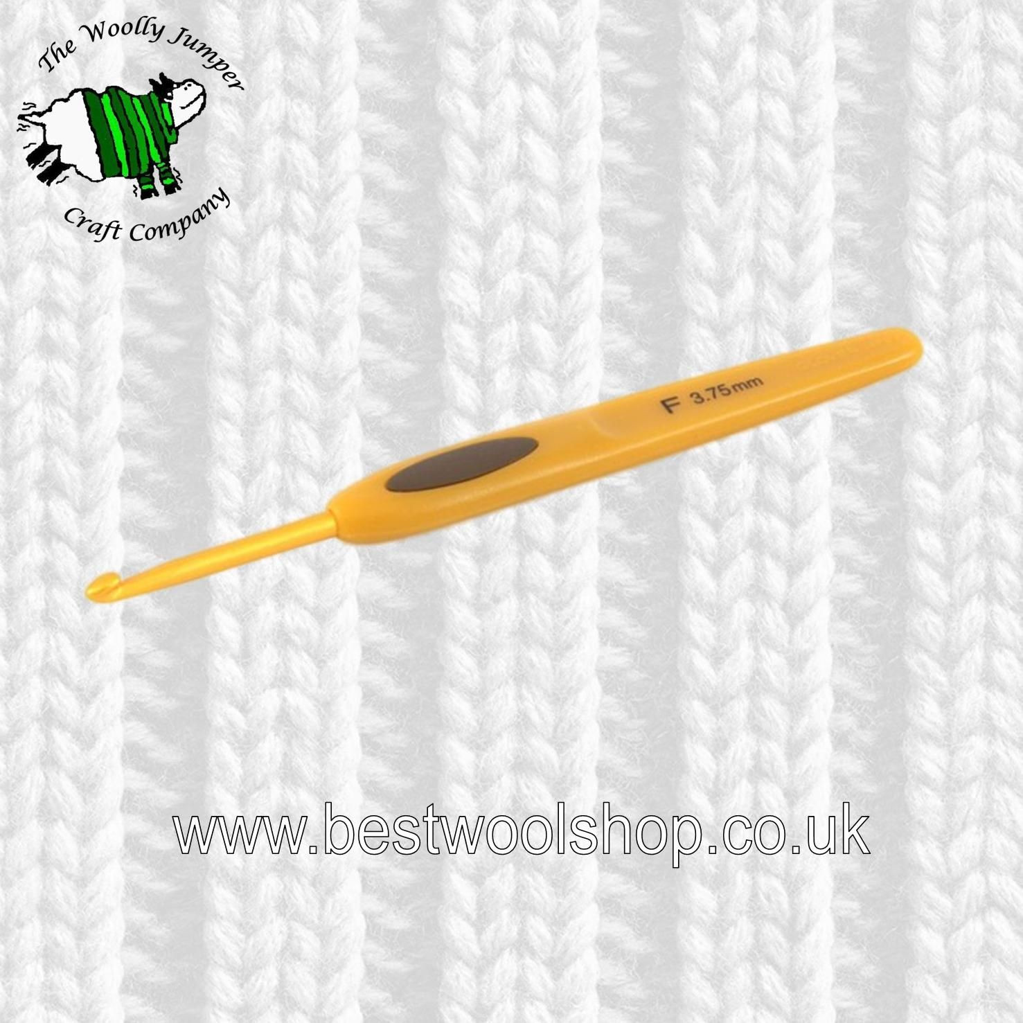 Elegant 3 75 Mm Clover soft touch Crochet Hook F Clover soft touch Crochet Hooks Of Beautiful Clover soft touch Crochet Hook 2 5 Mm at Yarns Dubai Clover soft touch Crochet Hooks
