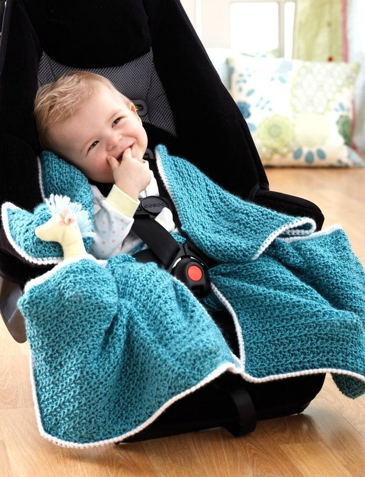 Elegant 359 Best Images About Knit Blankets On Pinterest Crochet Car Seat Blanket Of Beautiful 43 Pics Crochet Car Seat Blanket
