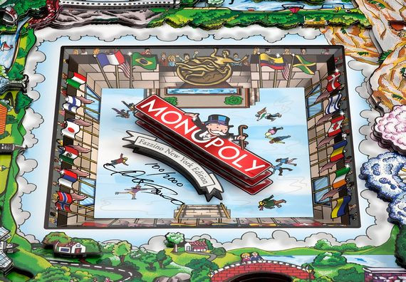 Elegant 3d Monopoly New York Edition Lets You Buy Manhattan and Monopoly Game Versions Of Gorgeous 40 Photos Monopoly Game Versions