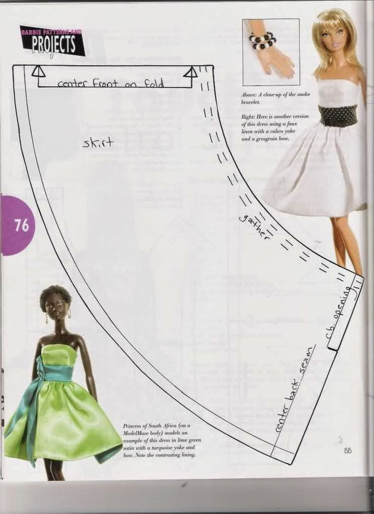 Elegant 46 Best Free Barbie Sewing Patterns Images On Pinterest Barbie Doll Clothes Patterns Of Contemporary 50 Pictures Barbie Doll Clothes Patterns