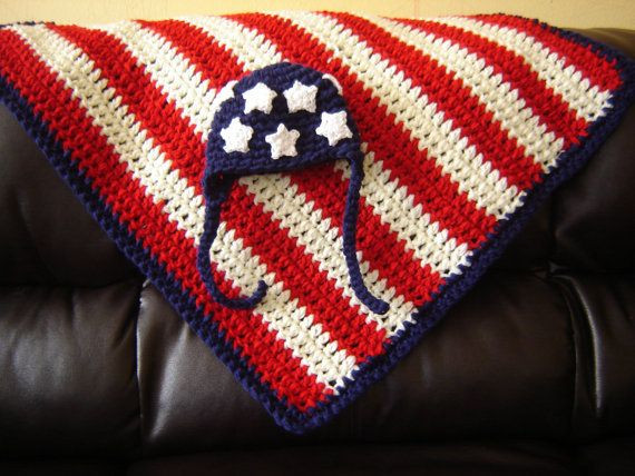 Elegant 50 Best Images About Crochet Flags and Colours the American Flag Crochet Blanket Of Gorgeous 42 Ideas American Flag Crochet Blanket