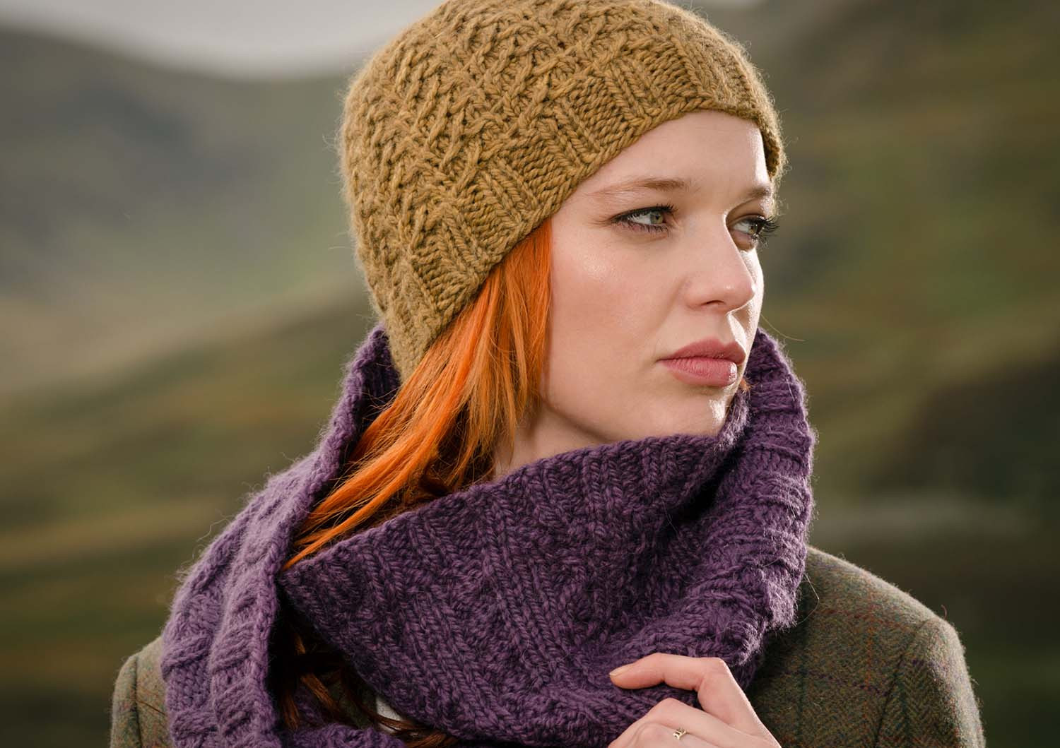 Elegant 6 Knitted Hat Patterns for Women the Fibre Co Ladies Knitted Hats Of Adorable 50 Pictures Ladies Knitted Hats