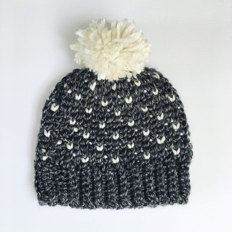 A Beanie Crochet Pattern Perfect For Kids