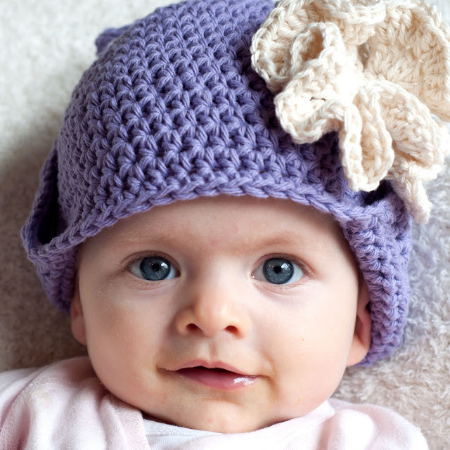 Elegant Aesthetic Nest Crochet Ruffled Rose Earflap Hat for Baby Earflap Hat Crochet Pattern Of Wonderful 43 Images Earflap Hat Crochet Pattern