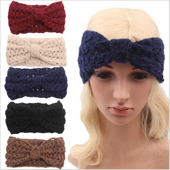 Elegant Aliexpress Buy Adult Winter Fleece Crochet Knit Knit Winter Headband Of Charming 42 Pictures Knit Winter Headband
