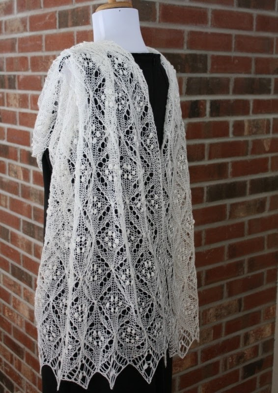 Elegant All Knitted Lace Pattern Release Quatrefoil Lace Scarf Lace Scarf Pattern Of Innovative 44 Photos Lace Scarf Pattern