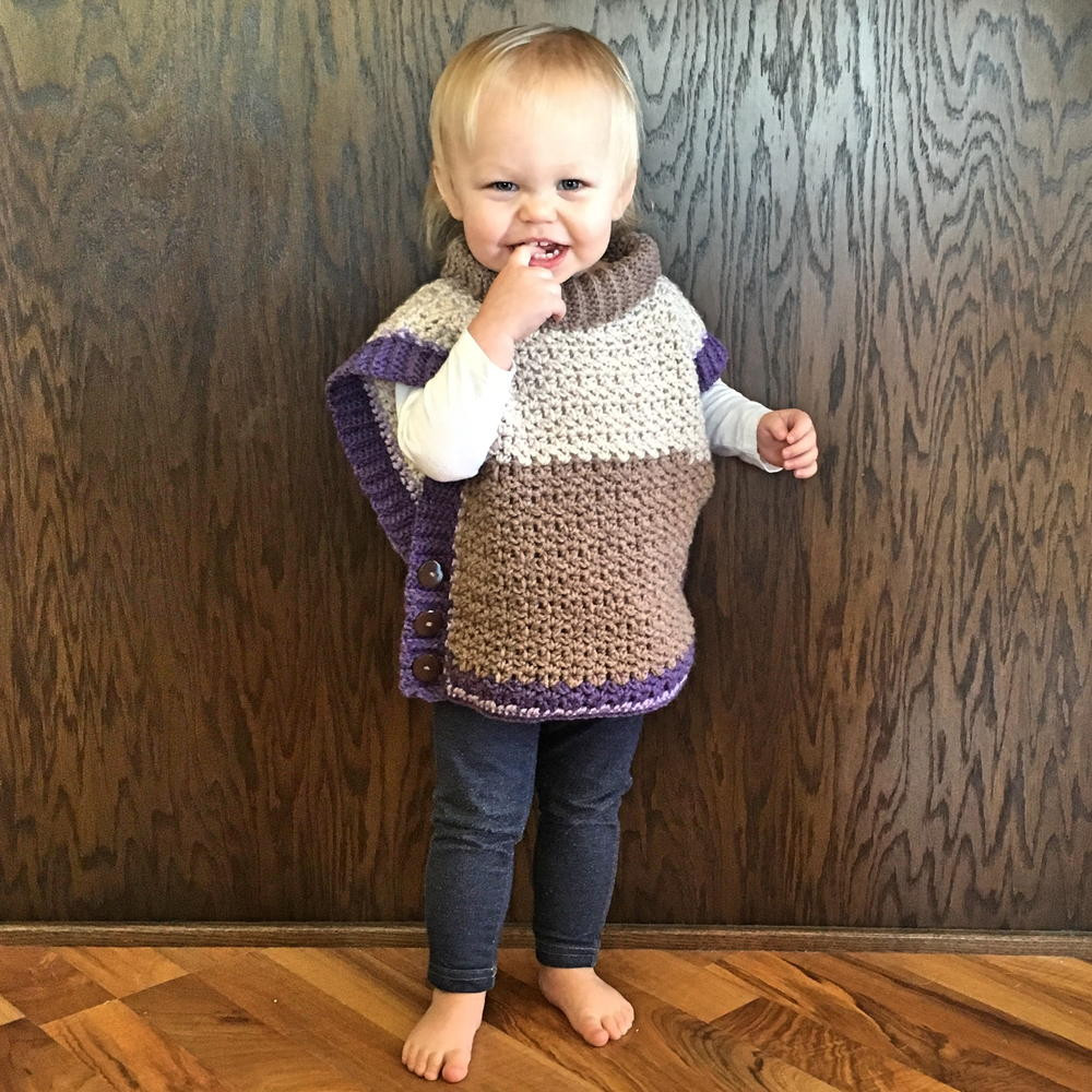Elegant Amelia Crochet Poncho Sweater Baby Poncho Crochet Pattern Free Of Top 50 Pictures Baby Poncho Crochet Pattern Free