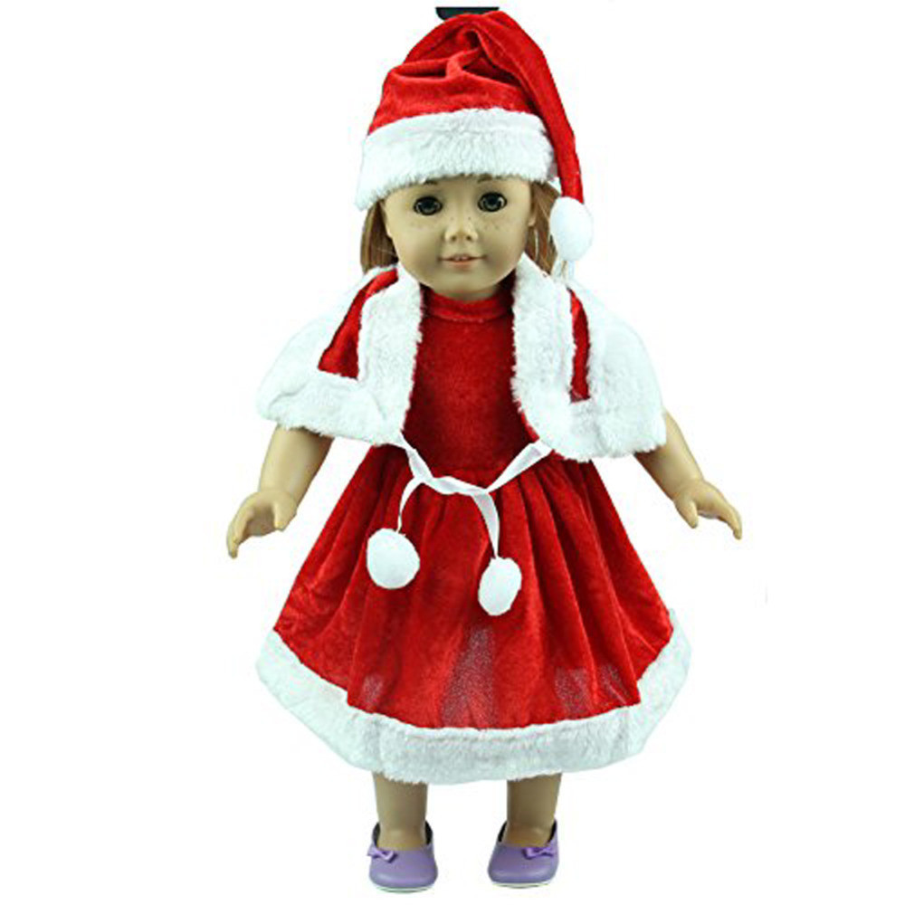 Elegant American Girl Christmas 3pieces Outfits Fit for 18 Inch American Girl Doll Christmas Outfits Of Wonderful 40 Ideas American Girl Doll Christmas Outfits