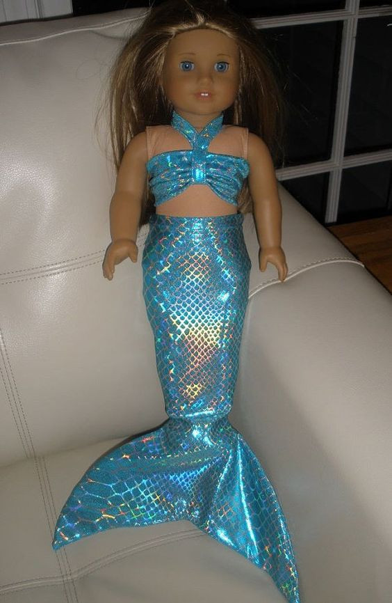 Elegant American Girl Doll Mermaid Tail Outfit Costume Mermaid Tails for Dolls Of Amazing 41 Photos Mermaid Tails for Dolls