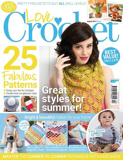 Elegant Amigurumi Barmy Love Crochet Magazine Of Wonderful 48 Pictures Love Crochet Magazine