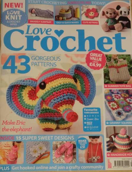 Elegant Amigurumi Barmy Pattern Of the Week 1 Love Crochet Magazine Of Wonderful 48 Pictures Love Crochet Magazine