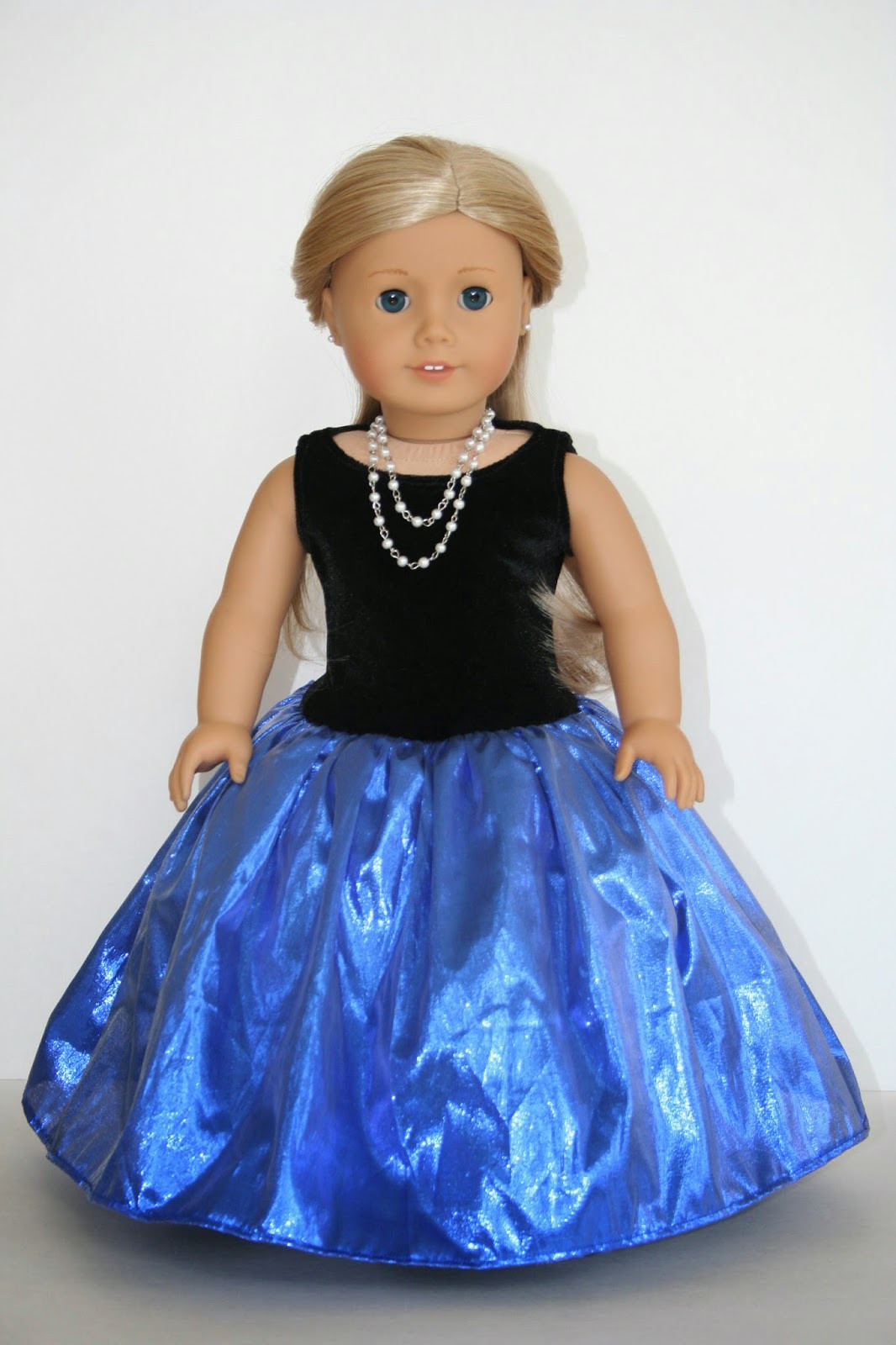 Arts and Crafts for your American Girl Doll Fancy Dress
