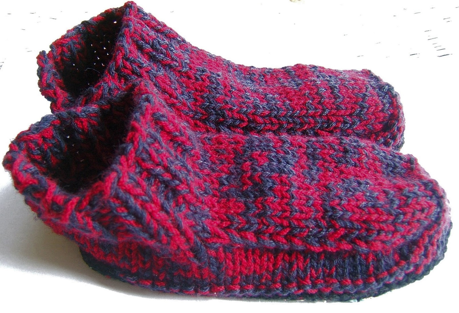 aussie knitting threads How to make soles for knitted