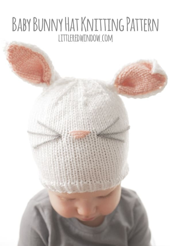 Elegant Baby Bunny Hat Knitting Pattern Little Red Window Newborn Hat Knitting Pattern Of Lovely 49 Images Newborn Hat Knitting Pattern
