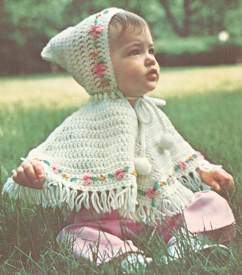 Elegant Baby Crochet Pattern Poncho – Crochet Patterns Crochet Baby Poncho Of Amazing 45 Pics Crochet Baby Poncho