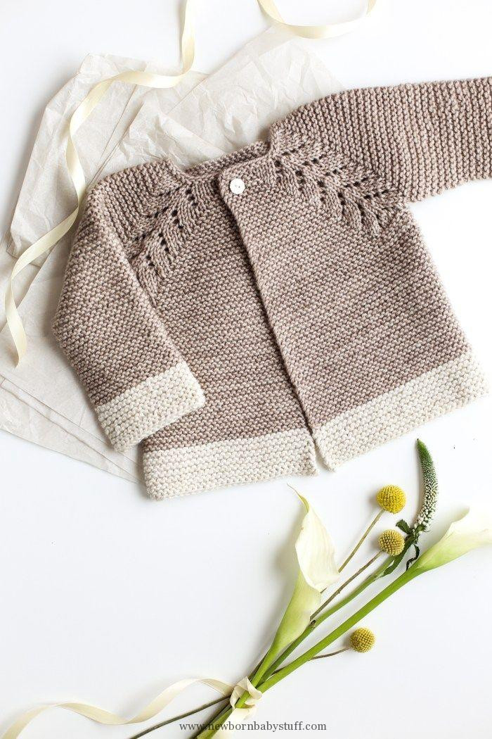 Elegant Baby Knitting Patterns Lovely Knit top Down Cardigan Baby Newborn Baby Sweater Of Gorgeous 41 Images Newborn Baby Sweater