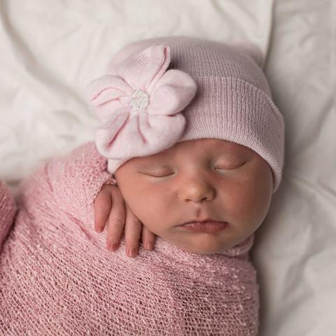 Elegant Baby Pink Sparkles Newborn Girl Hospital Hat Newborn Baby Beanies Of Contemporary 45 Pictures Newborn Baby Beanies
