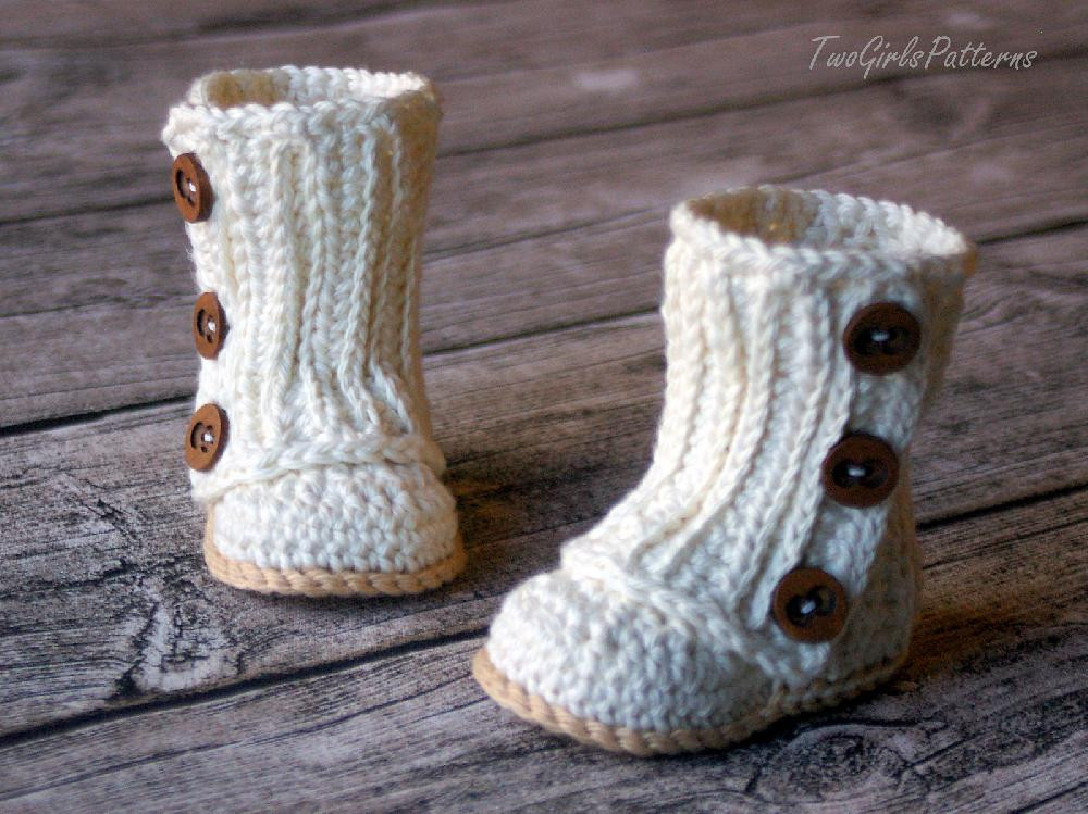 Elegant Baby Wrap Boots Crochet Pattern by Two Girls Patterns Crochet Boot Of Awesome 46 Photos Crochet Boot